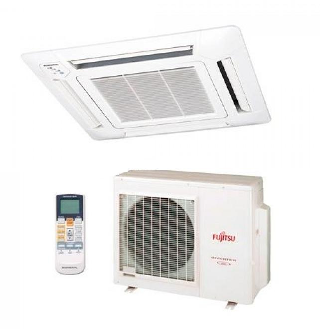 Climatizzatori monosplit a cassetta for Condizionatore doppio split