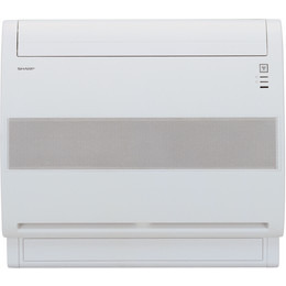 SHARP SPLIT PAVIMENTO INVERTER GS-XP9FGR 9000 BTU