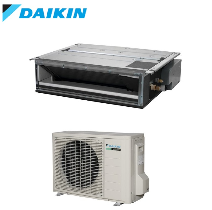 DAIKIN CANALIZZABILE ULTRAPIATTO DC INVERTER PLUS FDXS25F
