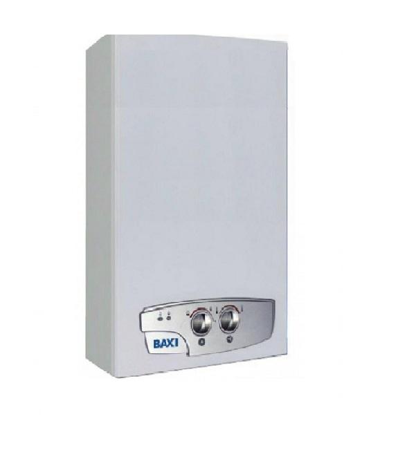 Scaldabagno a gas baxi mod acquaprojet 14i metano - Scaldabagno a gas metano ...