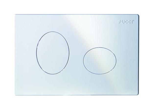 Pucci placca di comando modello: eco ellisse 80000550 con 2