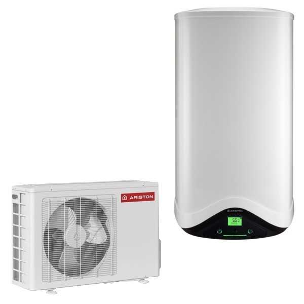 SCALDABAGNO A POMPA DI CALORE ARISTON NUOS SPLIT 80 WH con accumulo di 80 lt - NEW ErP