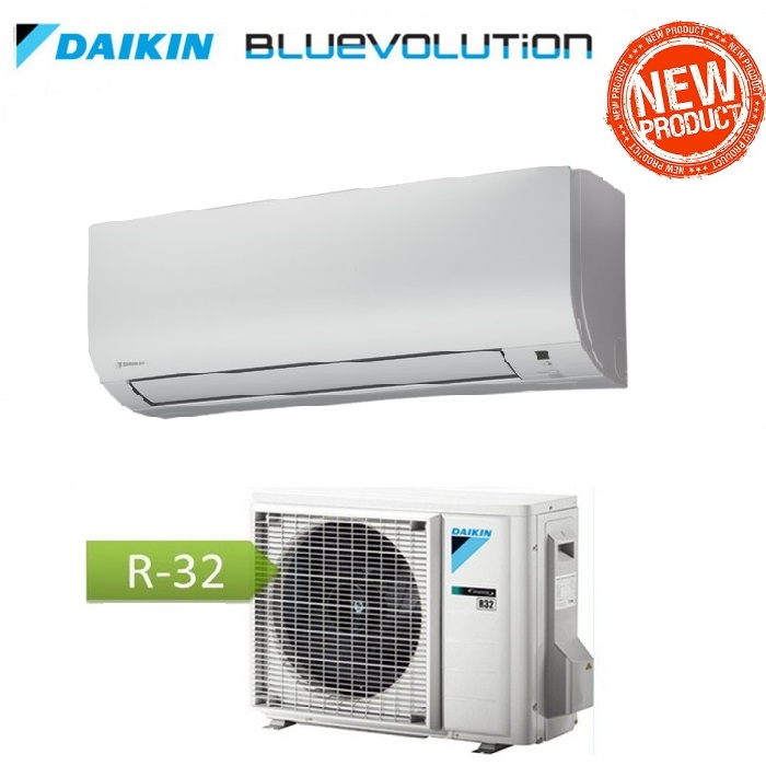 DAIKIN INVERTER mod. FTXP35K3 12000 BTU R-32 Bluevolution Wi-Fi Ready A++ - NEW 2017