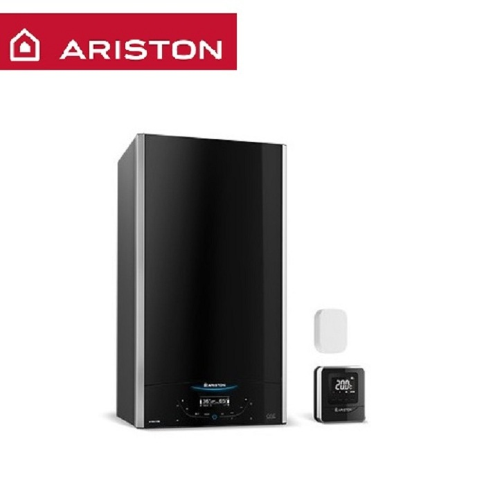 ARISTON ALTEAS ONE NET 24 EU A CONDENSAZIONE COMPLETA DI KIT SCARICO FUMI METANO - ErP