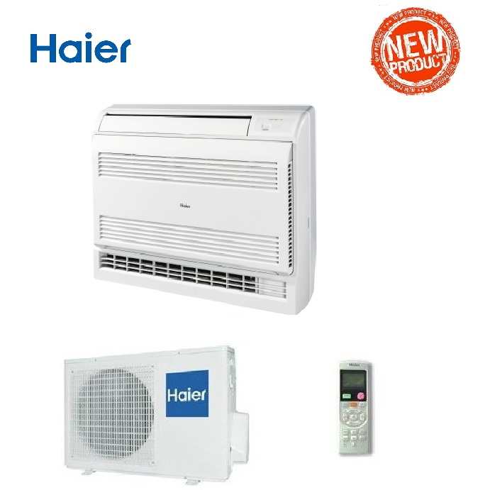 HAIER INVERTER CONSOLE 12000 Btu AF12AS1ERA - Classe A