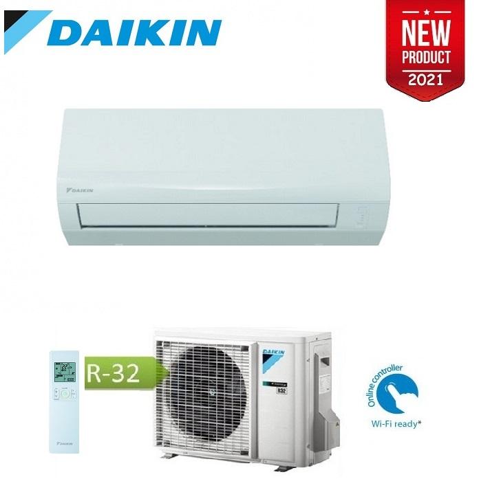 Wi-Fi 2018 Climatizzatore Daikin Sensira FTXF50A 18000 R-32 A+