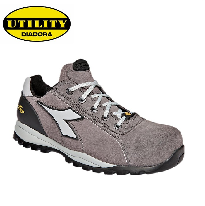 SCARPE ANTIFORTUNISTICA DIADORA UTILITY GLOVE TECH LOW S3 SRA HRO ESD - SYSTEM BY GEOX cod. 701.173529 - NEW 2018