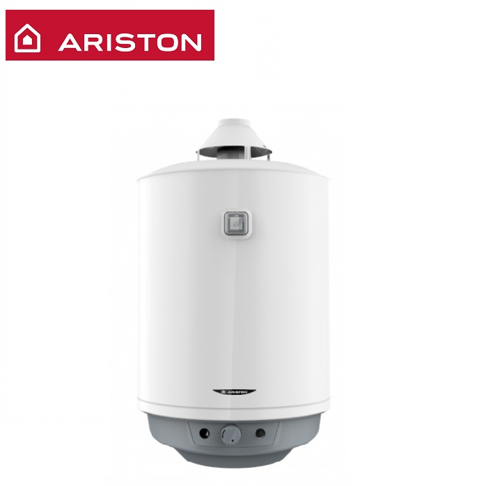 ARISTON SCALDABAGNO SCALDACQUA A GAS AD ACCUMULO ARISTON S/SGA X 80 - METANO NEW ERP 2019
