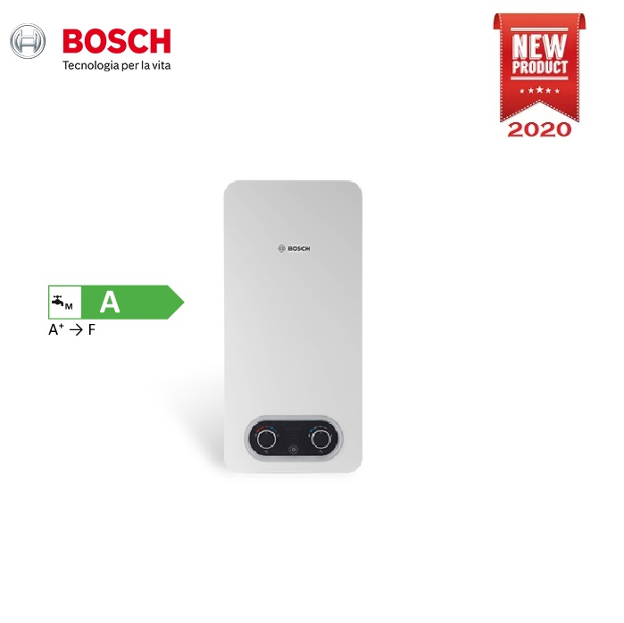 SCALDABAGNO A GAS ISTANTANEO JUNKERS BOSCH CAMERA APERTA THERM 4204 14 Litri LOW NOx GPL – NUOVO MODELLO 2020