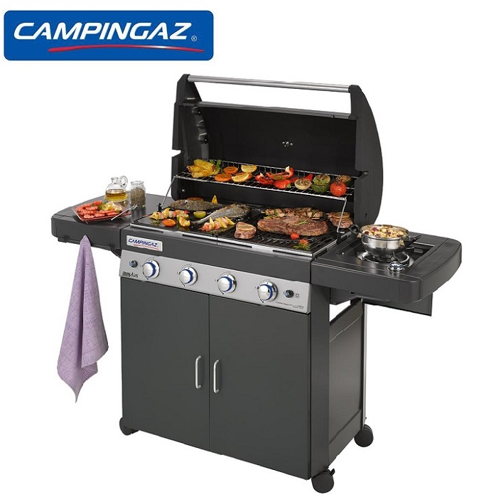 BARBECUE METANO E GPL CAMPINGAZ 4 SERIES CLASSIC LS Plus D DualGas