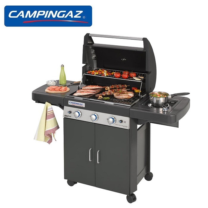 BARBECUE METANO E GPL CAMPINGAZ 3 SERIES CLASSIC LS Plus D DualGas