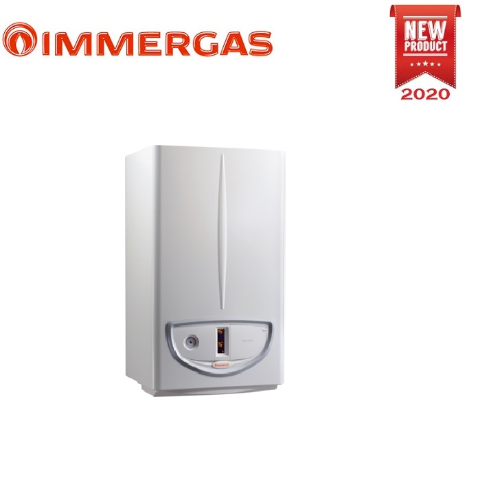 CALDAIA IMMERGAS NIKE ECO 24 KW METANO CAMERA APERTA LOW NOX – NEW 2020