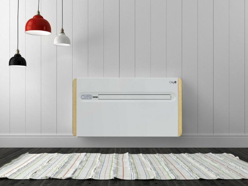 Climatizzatori samsung windfree caldaie riello ariston - Condizionatori inverter senza unita esterna ...